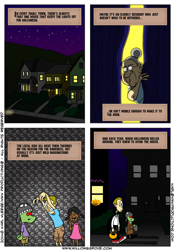 WG 1468 Halloween Special 2014 Page 2