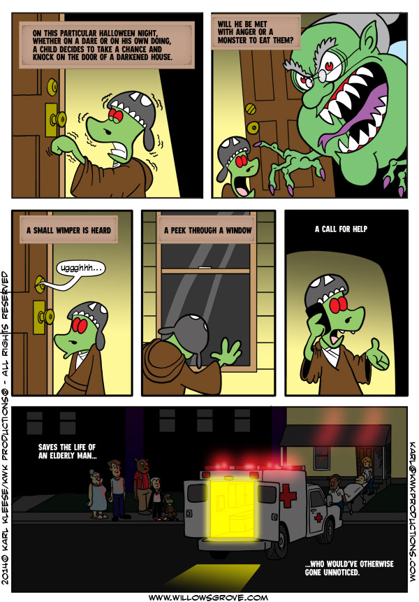 WG 1470 Halloween Special 2014 Page 4