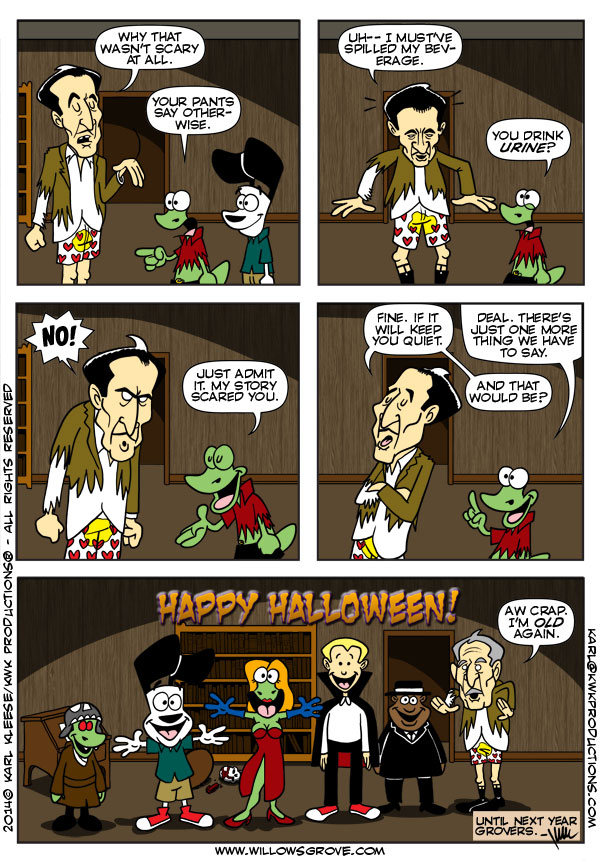 WG 1476 Halloween Special 2014 Page 10